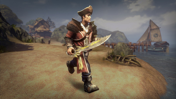 Скриншот №3 к Fable Anniversary - Scythe Content Pack
