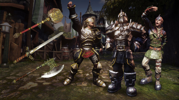 Скриншот №3 к Fable Anniversary - Heroes and Villains Content Pack