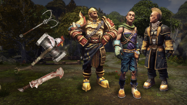 Скриншот №5 к Fable Anniversary - Heroes and Villains Content Pack