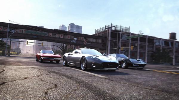 Скриншот №1 к The Crew™ Vintage Car Pack