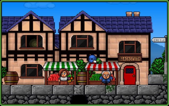 Скриншот №4 к Spuds Quest