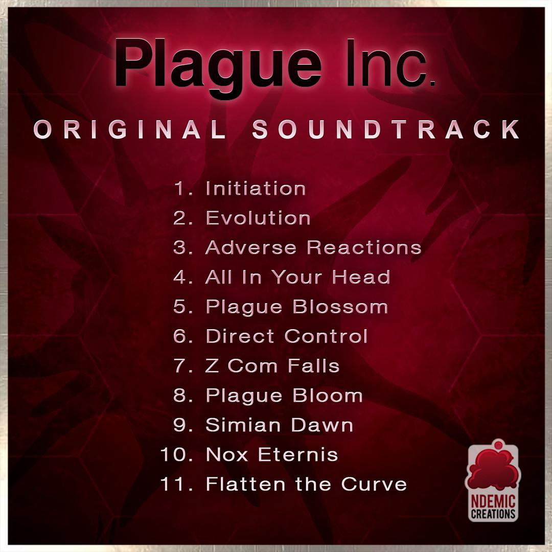 KHAiHOM.com - Plague Inc: Evolved Soundtrack