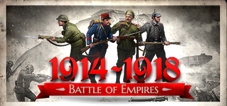 Battle of Empires : 1914-1918 Cover Image