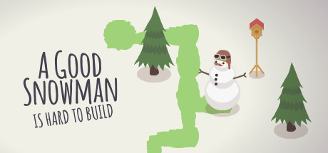 A Good Snowman Is Hard To Build Cover Image