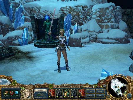 Скриншот №1 к Kings Bounty Armored Princess
