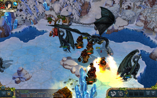 Скриншот №17 к Kings Bounty Armored Princess
