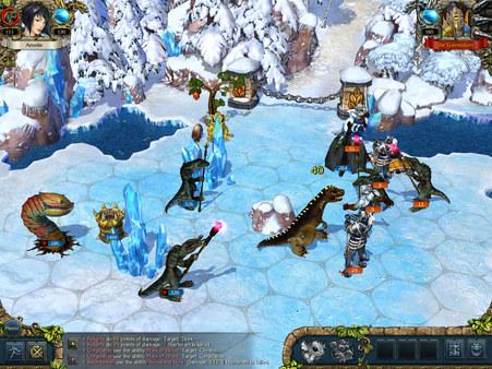 Скриншот №7 к Kings Bounty Armored Princess