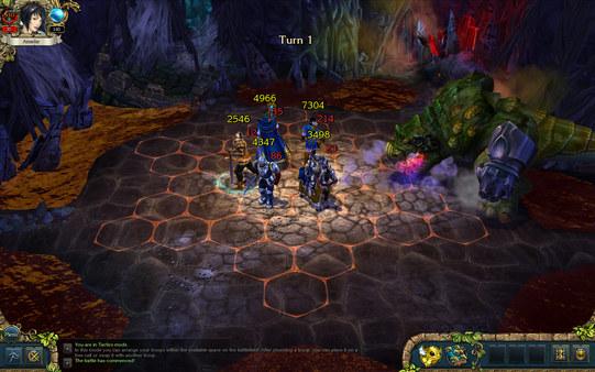 Скриншот №16 к Kings Bounty Armored Princess