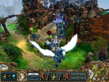 Скриншот №4 к Kings Bounty Armored Princess