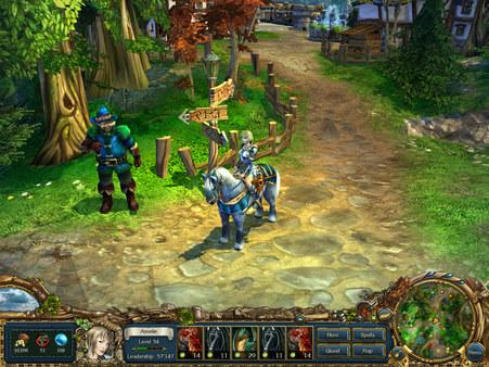 Скриншот №2 к Kings Bounty Armored Princess