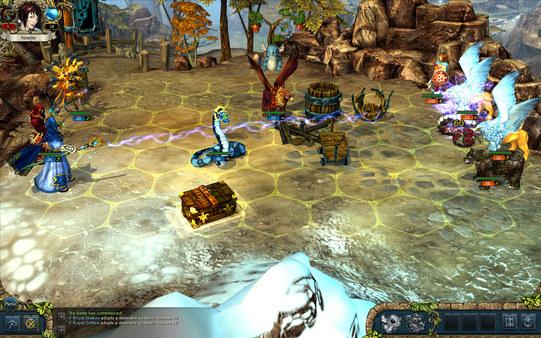 Скриншот №15 к Kings Bounty Armored Princess