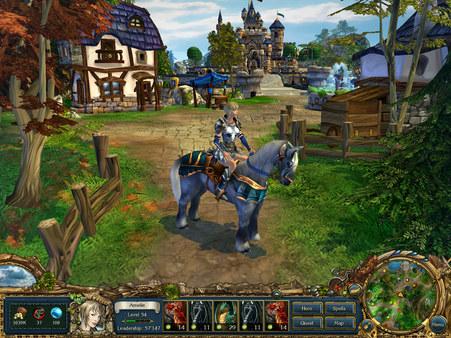 Скриншот №3 к Kings Bounty Armored Princess