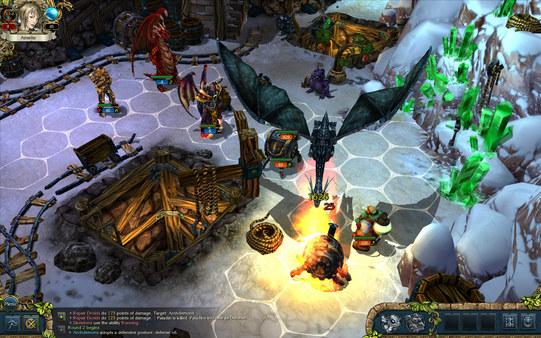 Скриншот №14 к Kings Bounty Armored Princess