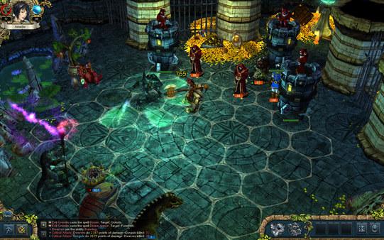 Скриншот №20 к Kings Bounty Armored Princess