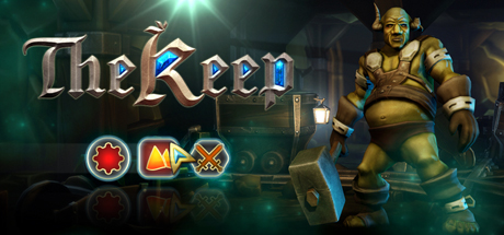 Game Banner The Keep