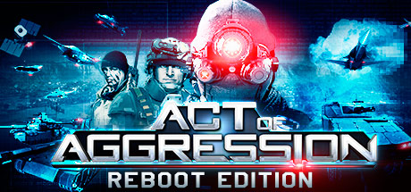 Act of Aggression - Reboot Edition Cover Image