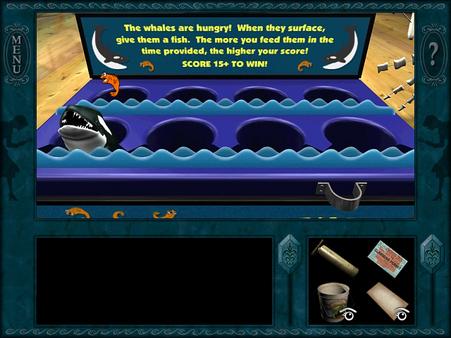 скриншот Nancy Drew : Danger on Deception Island 5