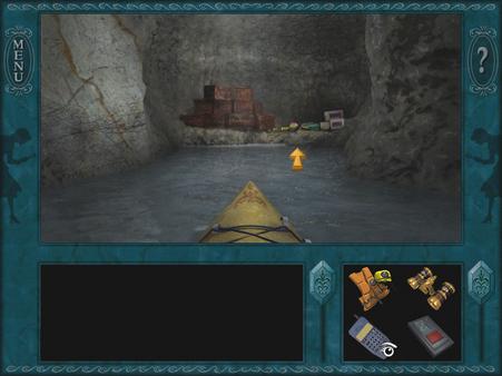 скриншот Nancy Drew : Danger on Deception Island 4