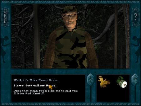 скриншот Nancy Drew: Ghost Dogs of Moon Lake 5