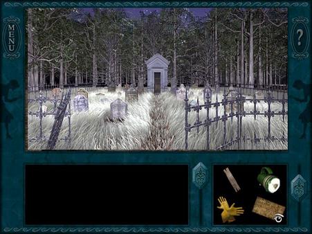 скриншот Nancy Drew: Ghost Dogs of Moon Lake 0