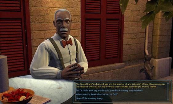 скриншот Nancy Drew: Legend of the Crystal Skull 3