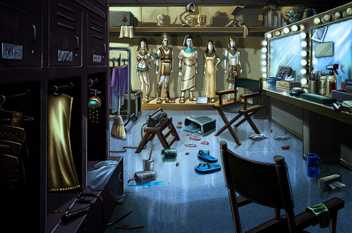 Nancy Drew® Dossier: Lights, Camera, Curses! screenshot
