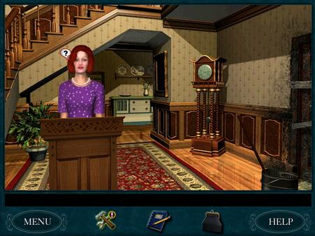 скриншот Nancy Drew: Secret of the Old Clock 5