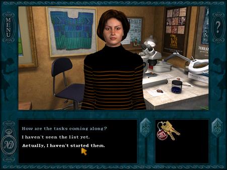 скриншот Nancy Drew: Secret of the Scarlet Hand 5