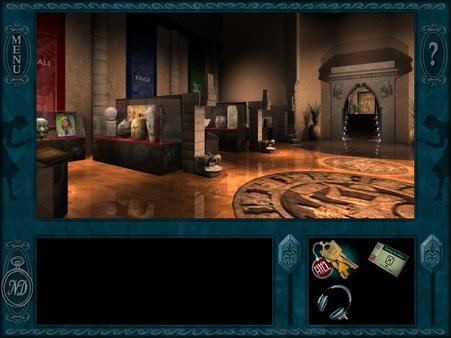 скриншот Nancy Drew: Secret of the Scarlet Hand 1