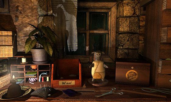скриншот Nancy Drew: The Haunting of Castle Malloy 3