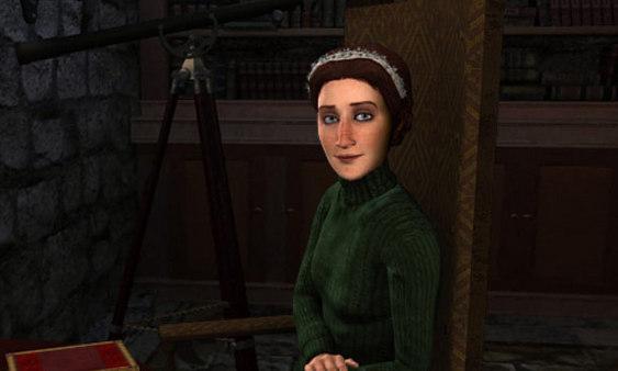 скриншот Nancy Drew: The Haunting of Castle Malloy 5