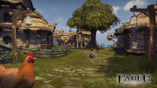 Скриншот №4 к Fable Anniversary - Modding DLC