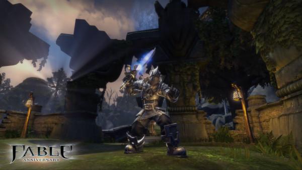 Скриншот №2 к Fable Anniversary - Modding DLC