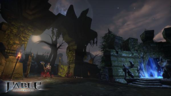 Скриншот №5 к Fable Anniversary - Modding DLC