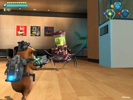Скриншот №5 к Disney G-Force