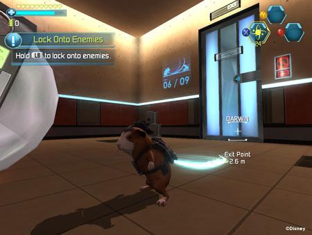 Скриншот №2 к Disney G-Force