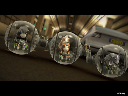 Скриншот №3 к Disney G-Force