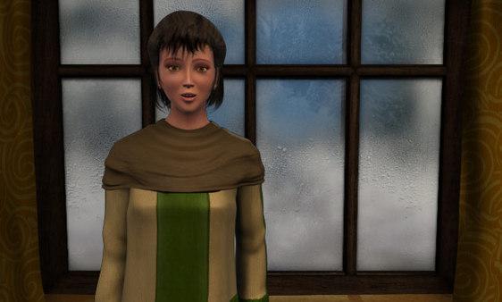 скриншот Nancy Drew: The White Wolf of Icicle Creek 2