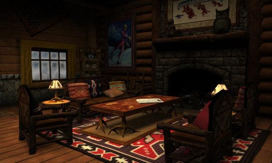 скриншот Nancy Drew: The White Wolf of Icicle Creek 3