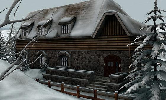 скриншот Nancy Drew: The White Wolf of Icicle Creek 4