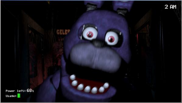 Скриншот №6 к Five Nights at Freddys