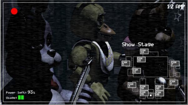 Скриншот №7 к Five Nights at Freddys