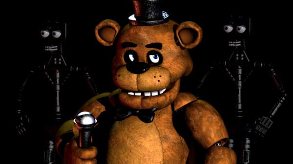 Скриншот №1 к Five Nights at Freddys