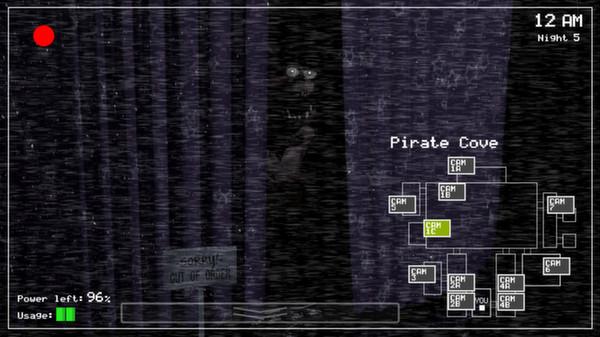 Скриншот №9 к Five Nights at Freddys
