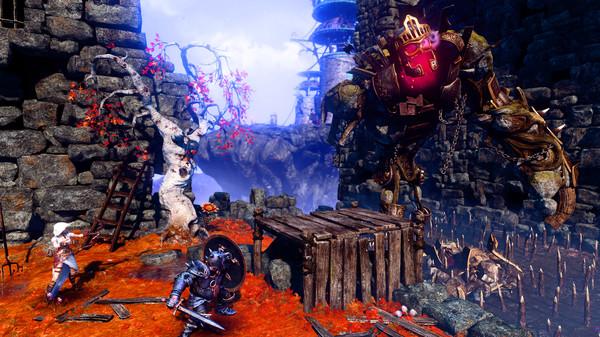 Скриншот №12 к Trine 3 The Artifacts of Power