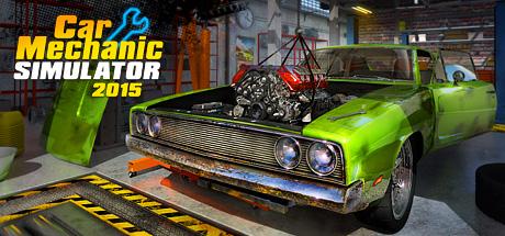 Car Mechanic Simulator 2015 Cover Image