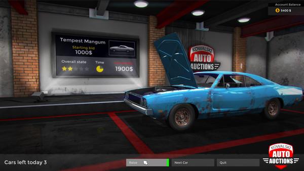 Скриншот №13 к Car Mechanic Simulator 2015