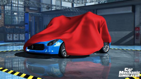 Скриншот №15 к Car Mechanic Simulator 2015
