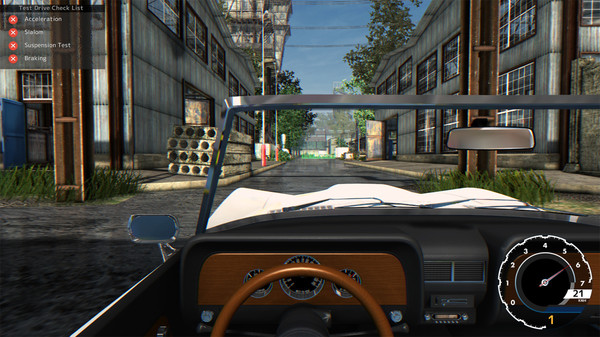 Скриншот №14 к Car Mechanic Simulator 2015
