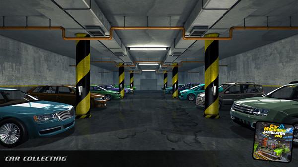 Скриншот №11 к Car Mechanic Simulator 2015
